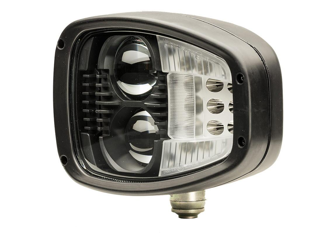 Driving light left ECE LED 12/24V 1