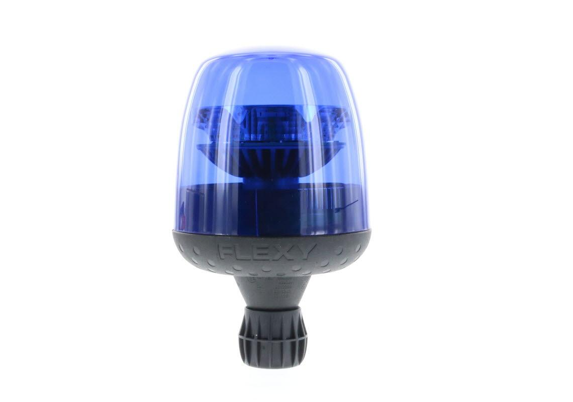 Led Beacon Flexy Autoblok Flash Light Blue Vignal