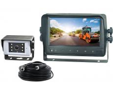 Complete HD 720P wired system with 7